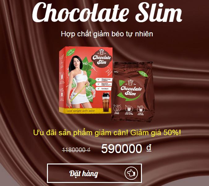 Thuốc giảm cân Chocolate Slim