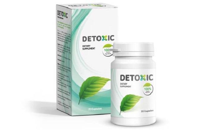 Detoxic hộp trắng