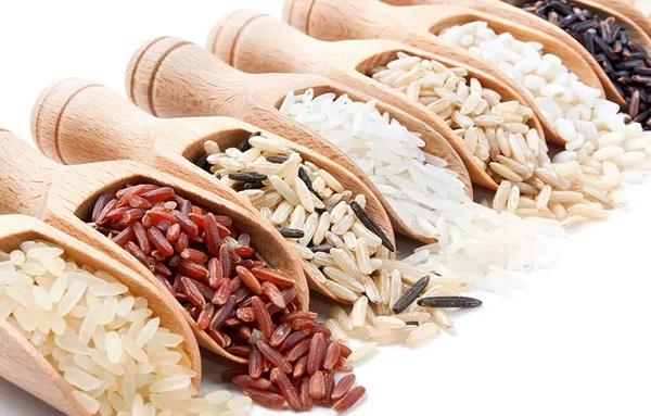 phân loại gạo lứt