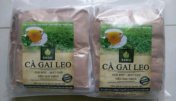 Gói trà túi lọc 1kg gồm 4 gói nhỏ bên trong, tiện dụng cho người sử dụng nhiều, giá rẻ