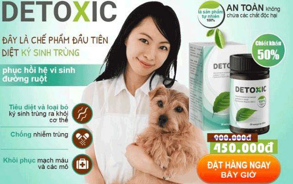 Detoxic Co Tot Khong