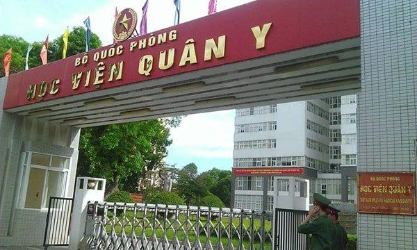 Hoc Vien Quan Y Viet Nam