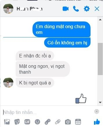 Review mật ong