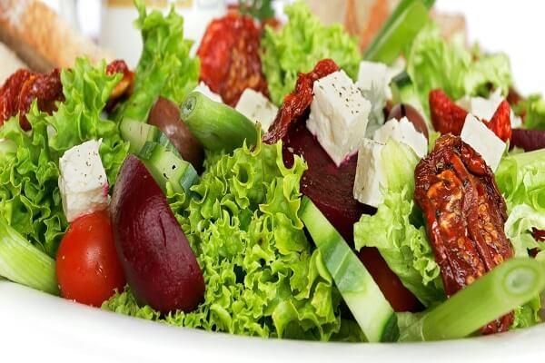 Salad chà là