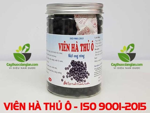 Hà Thủ Ô – Nam Dược Y Võ đạt chuẩn ISO 9001-2015