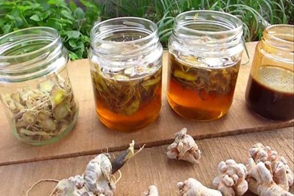 Cách dùng tam thất với mật ong
