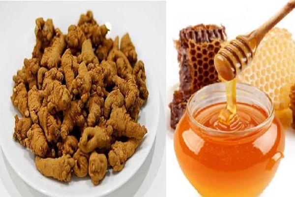 Cách làm tam thất tươi ngâm với mật ong