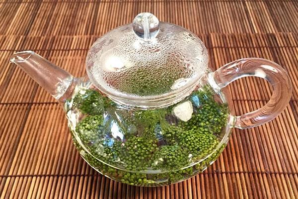 Cách pha trà nụ hoa tam thất