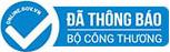 Website đã đăng ký với Bộ Công Thương