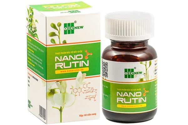 Nano Rutin OIC