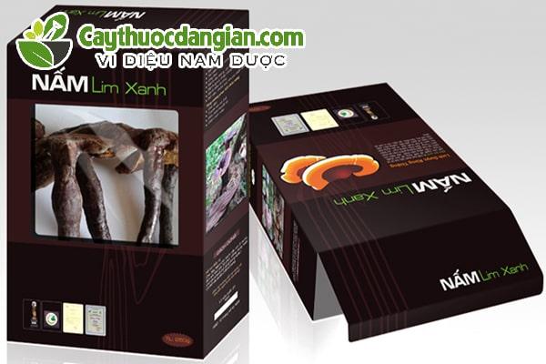 Giá nấm lim xanh Quảng Nam tại Công ty TNHH Nám lim xanh Tiên Phước có bao bì rất chuyên nghiệp
