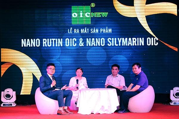 Ra mắt Nano Silymarin OIC