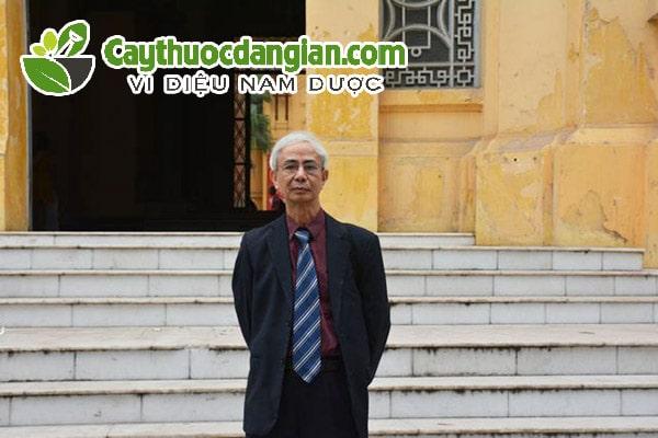PGS TS Nguyễn Thượng Dong bàn về sâm tố nữ