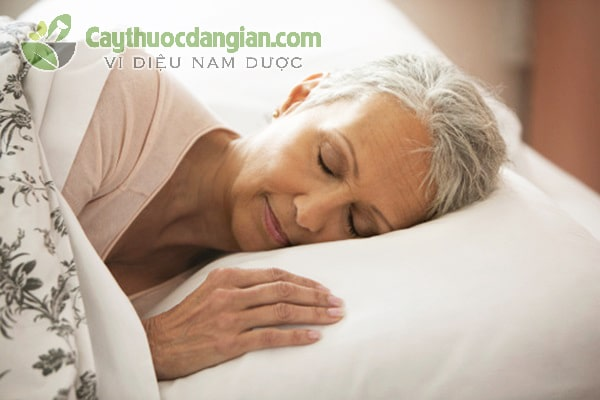 Mủ trôm cải thiện giấc ngủ