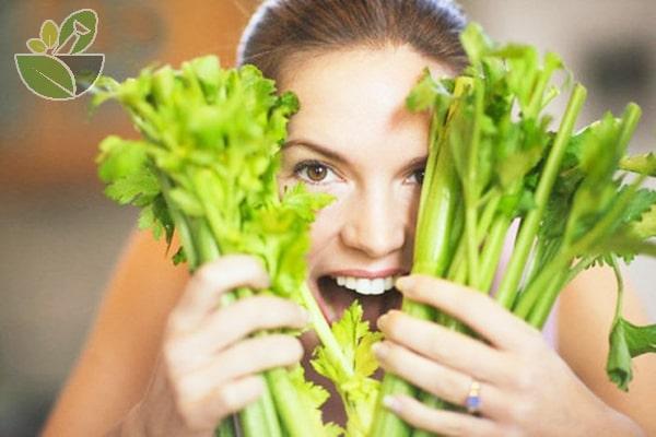 Tác dụng của rau cần tây