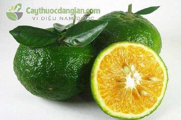 Tác dụng của quả cam