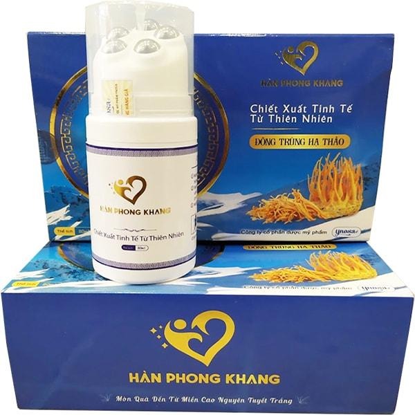 Hàn Phong Khang trị đau nhức cơ bắp