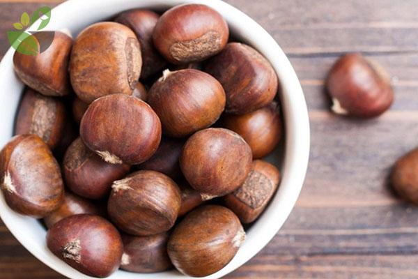Ăn hạt dẻ có tác dụng gì