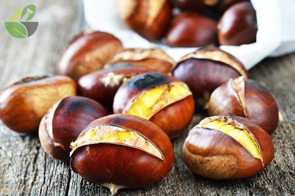 Dinh dưỡng trong hạt dẻ