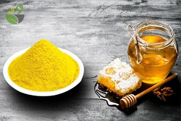 Cách uống nghệ pha mật ong