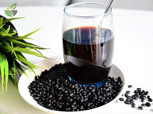 Nước đậu đen giải độc