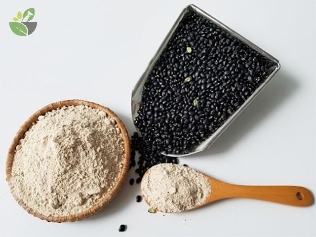 Thành phần bột đậu đen giảm cân