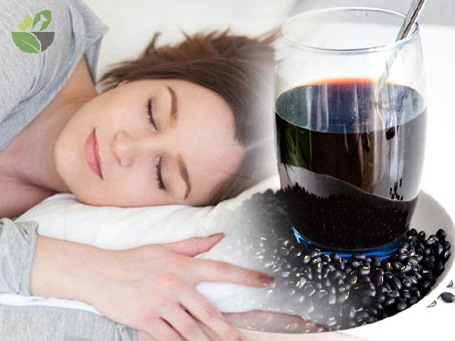 Rượu ngâm đậu đen thư giản tinh thần