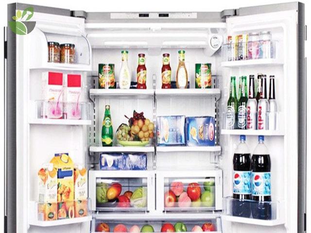 Nước đậu đen cho vào tủ lạnh