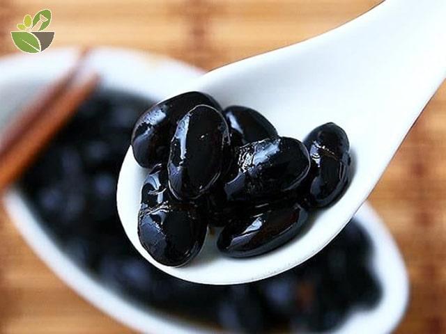 Cách nấu đậu đen mau mềm