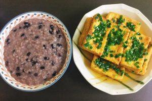Thay đổi thực đơn gia đình với món cháo đậu đen thanh mát, giàu dinh dưỡng